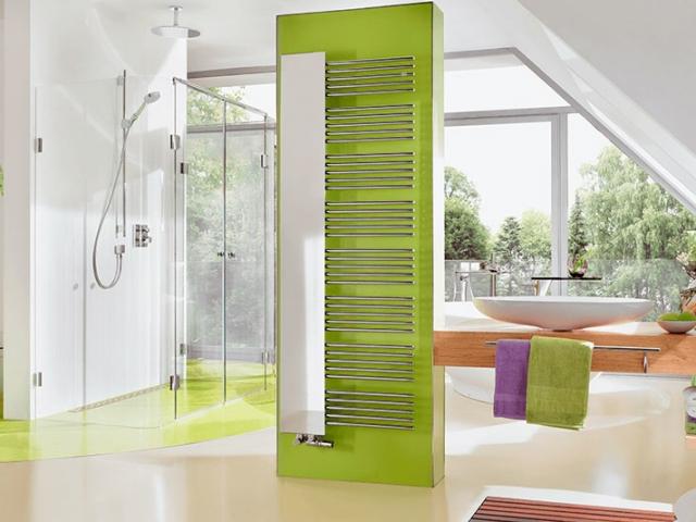 Einbausituation U-Dusche
