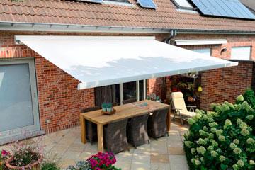 Markisen – Sonnenschutz für die Terrasse