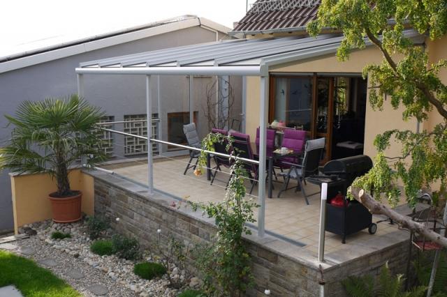 Terrassendach aus der Serie Paradiso