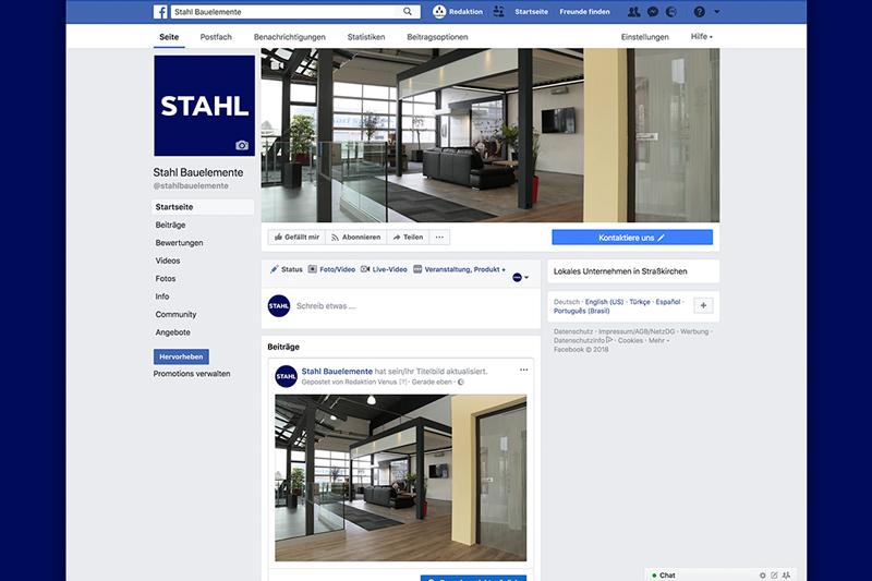 Facebook! Wir sind nun auch auf Facebook vertreten…