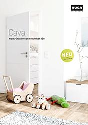 HUGA Cava – Wohlfühlen mit der richtigen Tür