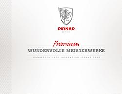 PIRNAR Premium 2019 – Impressionantes orbas maestras