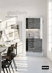 HUGA glas | form – lite & light by HUGA