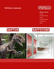 Reflexa – Raffstore / Jalousie