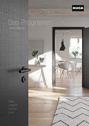 HUGA Das Programm – Basic, Concept, Classic, Glas