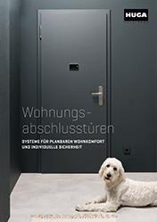 HUGA Wohnungsabschlusstüren