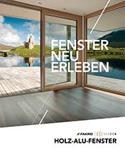 Holz-Alu-Fenster – Fenster neu erleben