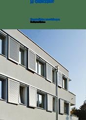Fensterläden von Griesser – Schiebeläden