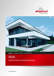 Aluplast – IDEAL Fenster für alle Anforderungen
