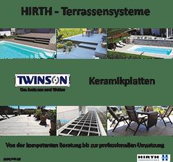 HIRTH – Terrassensysteme