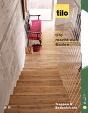 tilo – Treppen & Bodenleisten